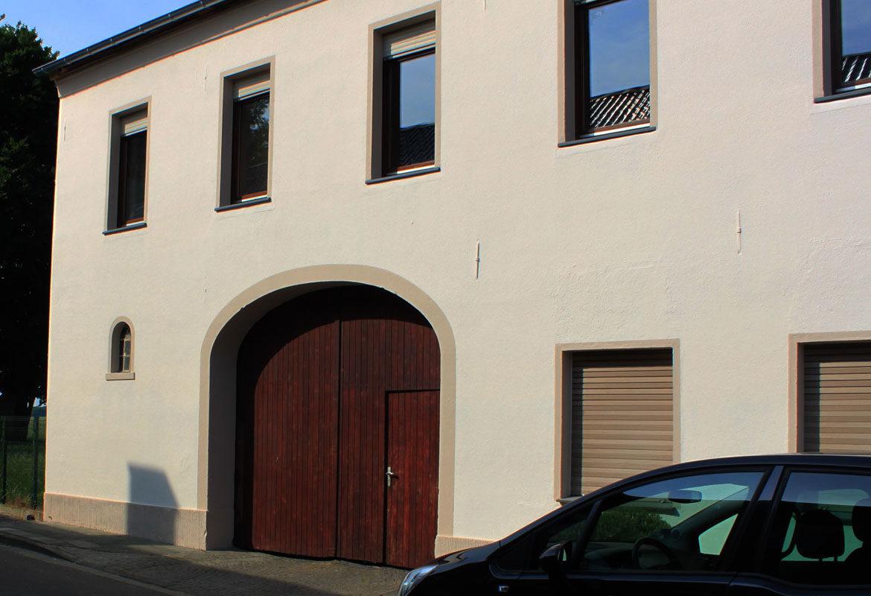 Fassade (ehm. Bauernhof)